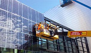 BIPV-solar-installation