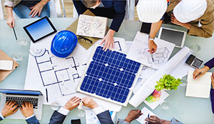 Designing--solar-projects